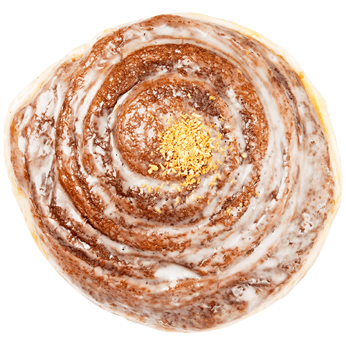 Honey-Glazed Coffee Roll