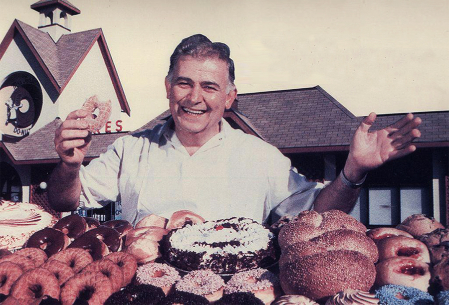 Kane's Donuts Founder