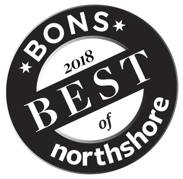 Northshore Magazine 2018 BONS Winner